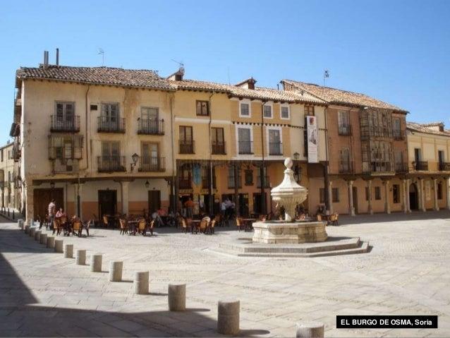 EL BURGO DE OSMA, Soria