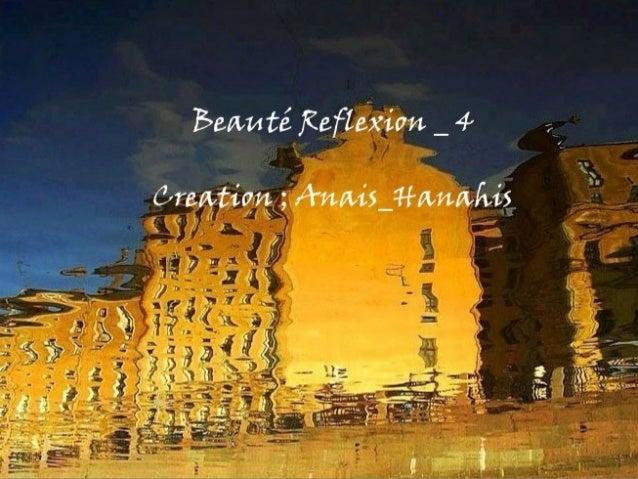 Beauté reflexion   4   by anais_hanahis