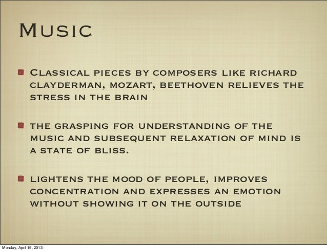 essay on music and emotions