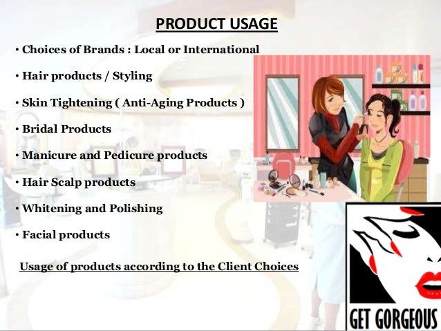 Beauty parlor-ppt