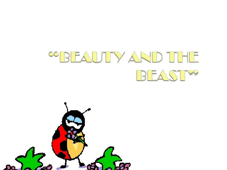 """BEAUTY AND THE BEAST""<br />"