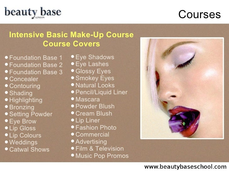 Beauty Fashion Job Training: Fashion Makeup School, Photographic