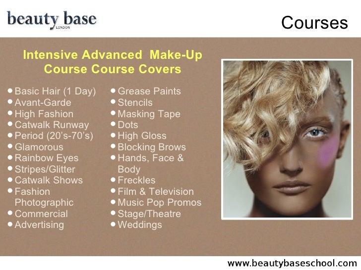 Fashion make up courses