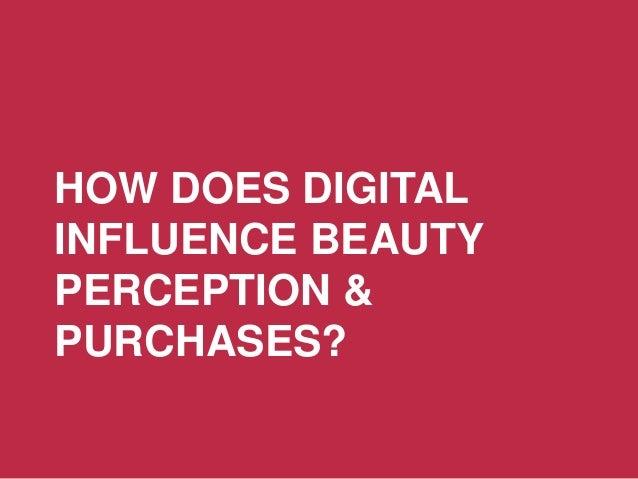 Beauty digital trends Slide 2