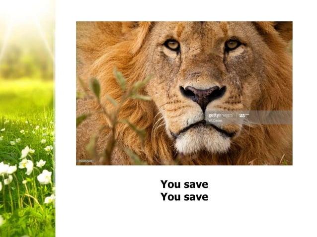 You save You save