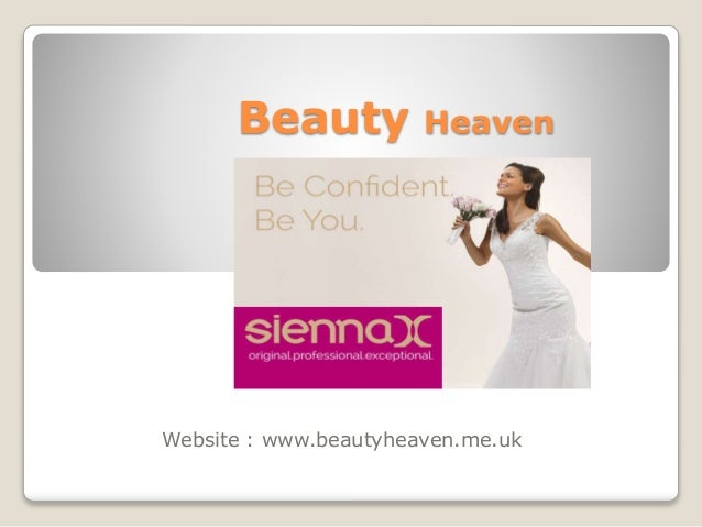Beauty Heaven Website : www.beautyheaven.me.uk