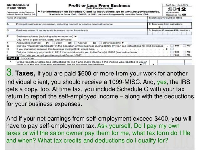 Tax Tips For The Beauty Industry Cosmetology Nails Makeup Barbers