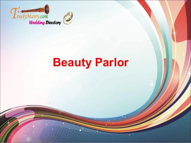 beauty parlour marketing plan