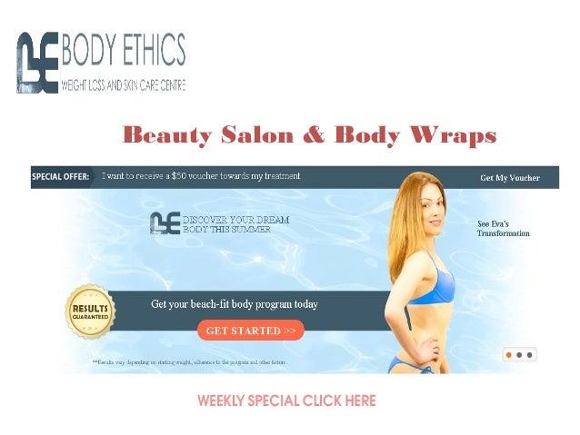 Beauty Salon & Body Wraps