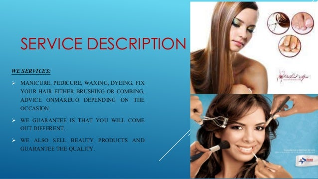 Beauty Salon Fashion Style