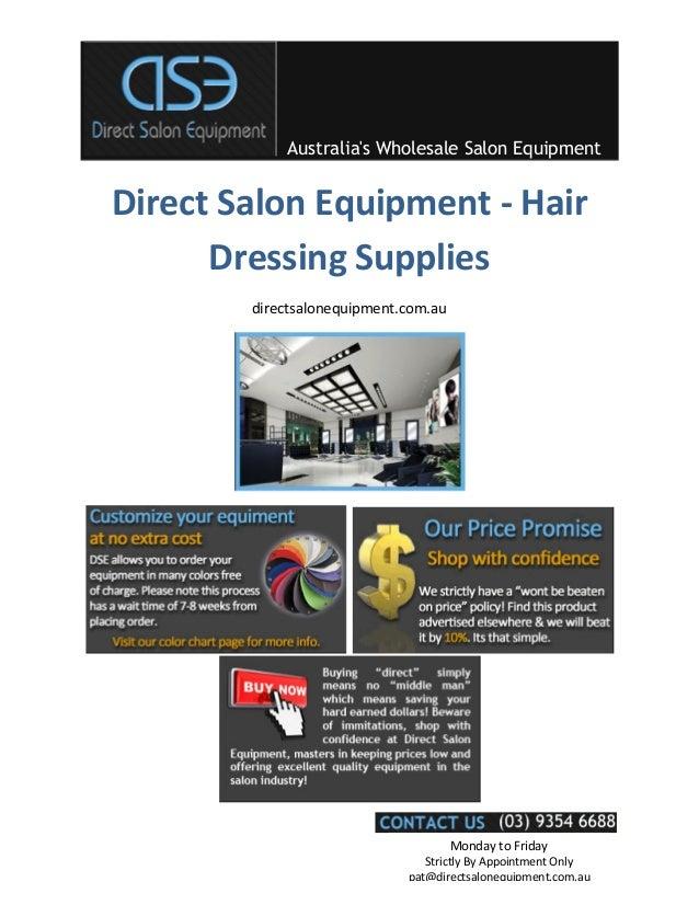 Beauty salon supplies for Salon fixtures