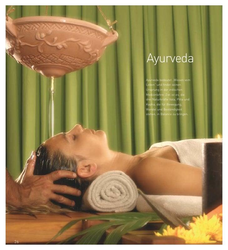 Udvarthana       Entspannende und revitalisierende Massage auf Basis    50 Minuten - Euro 80,00   mikronisierter Kräuter u...