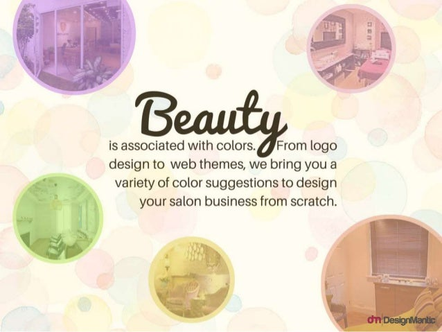 Beauty is associated with colors. From logo design to web themes, we bring you a variety of color suggestions to design yo...
