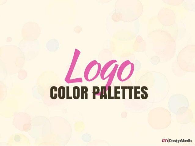 Logo Color Palettes