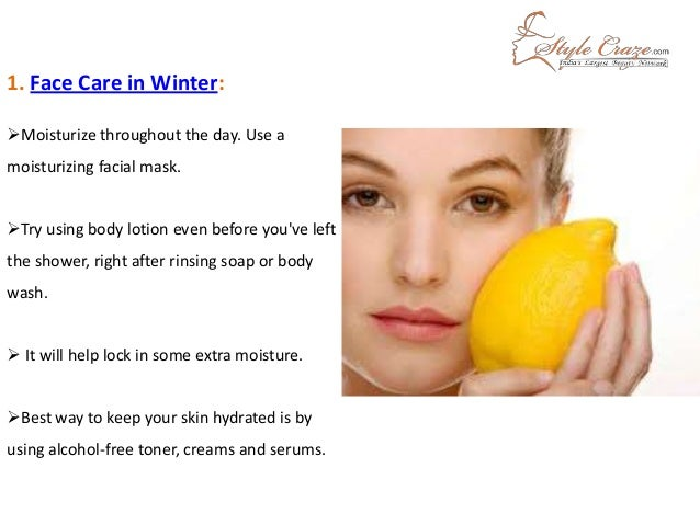 Beauty Tips for Skin During in Winter
