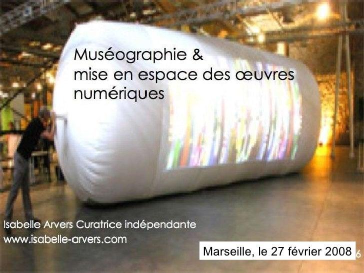 <ul>Marseille, le 27 février 2008 </ul>