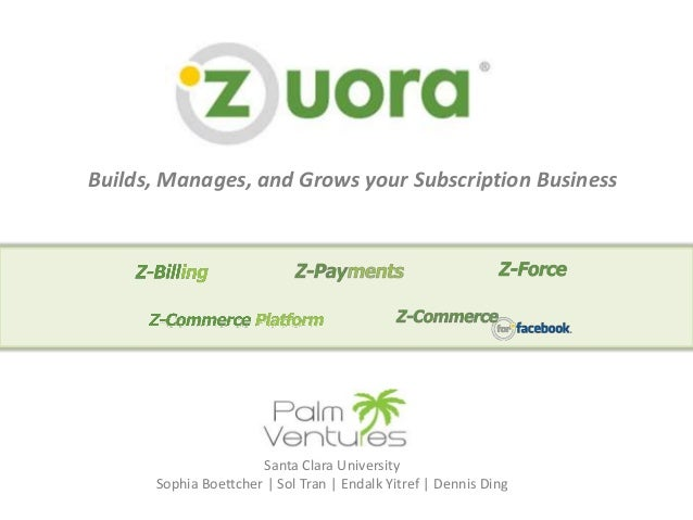 Title   Builds, Manages, and Grows your Subscription Business                         Santa Clara University         Sophi...