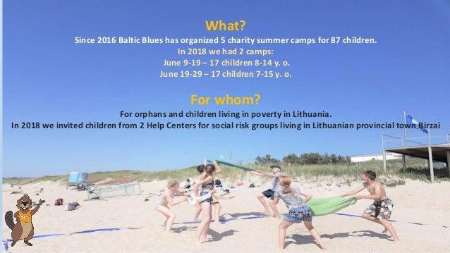 Beaver camp 2018 Slide 2