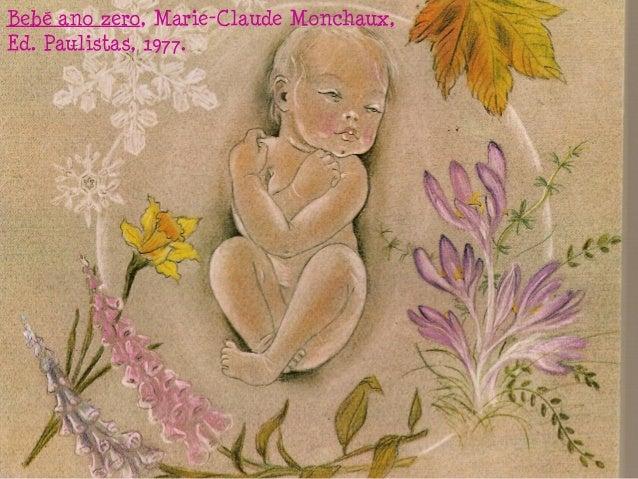 Bebé ano zero, Marie-Claude Monchaux, Ed. Paulistas, 1977.