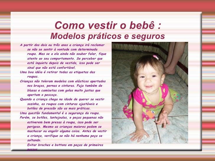 Bebes Slide 3