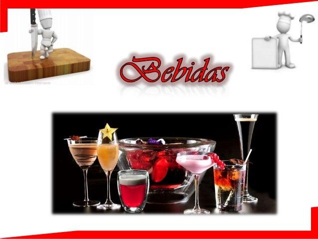 Bebidas (Portadas)
