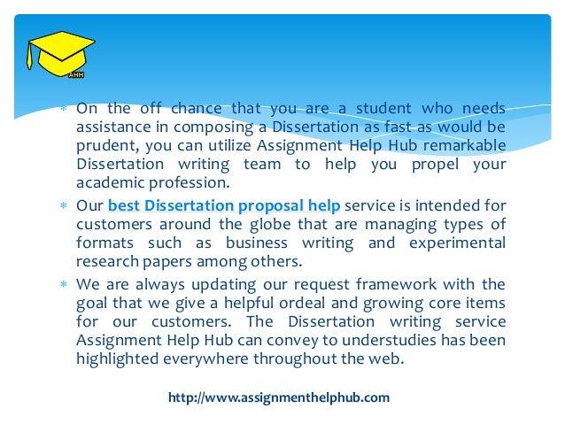 Free dissertation help