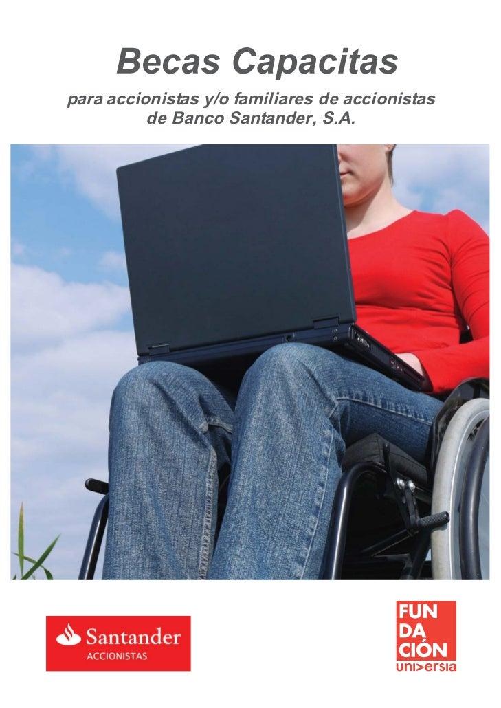 para accionistas y/o familiares de accionistas           de Banco Santander, S.A.