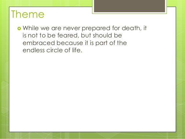 theme of death in emily dickinson Walt whitman and emily dickinson's works have numerous differences  using  death as a theme is probably the strongest connection that whitman and.