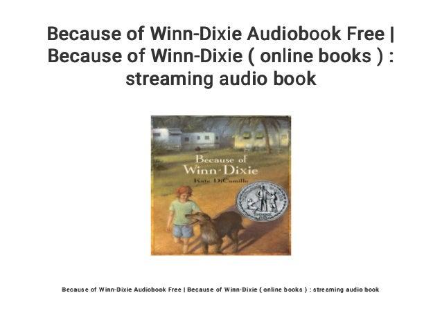 dixie because book winn no of online