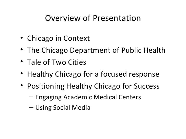 Healthy chicago a public health blueprint health choucair on 2 malvernweather Images