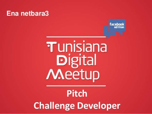 PitchChallenge DeveloperEna netbara3
