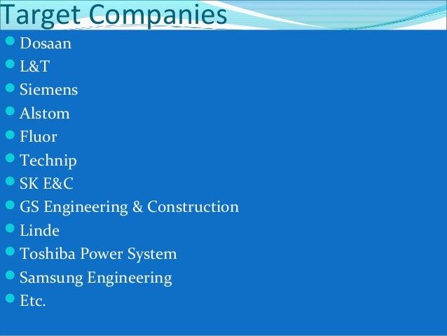 Engineering Hierarchy