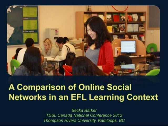 Comparing Online Social Networks (Abbr)
