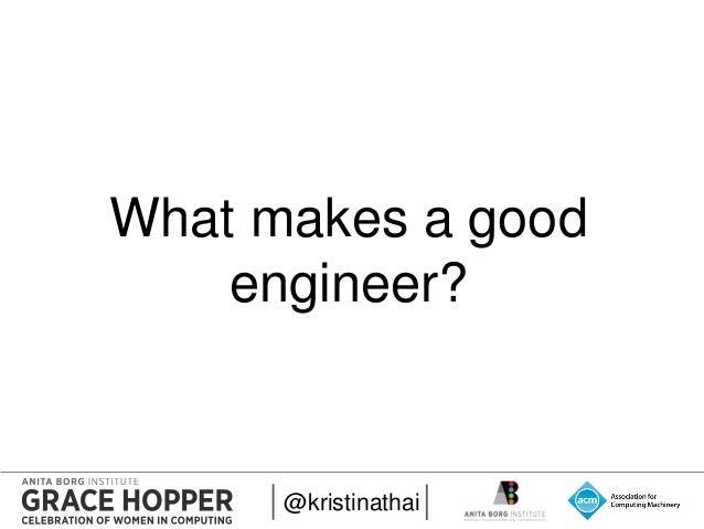 Become a Better Engineer Through Writing Slide 3