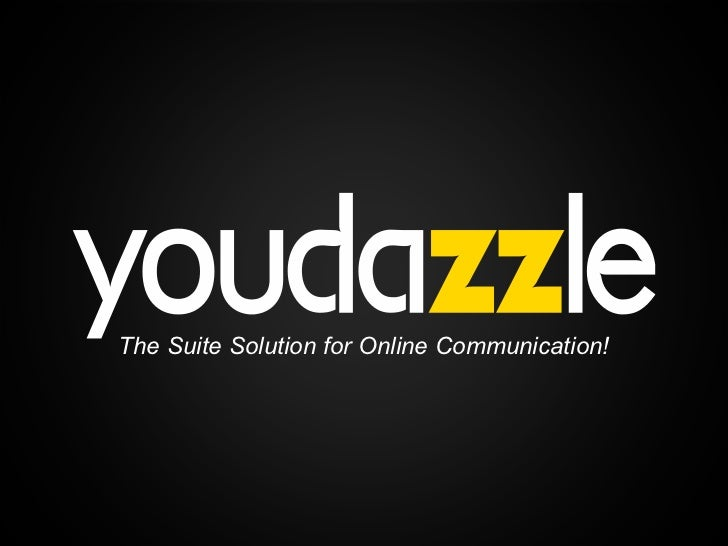 The Suite Solution for Online Communication!