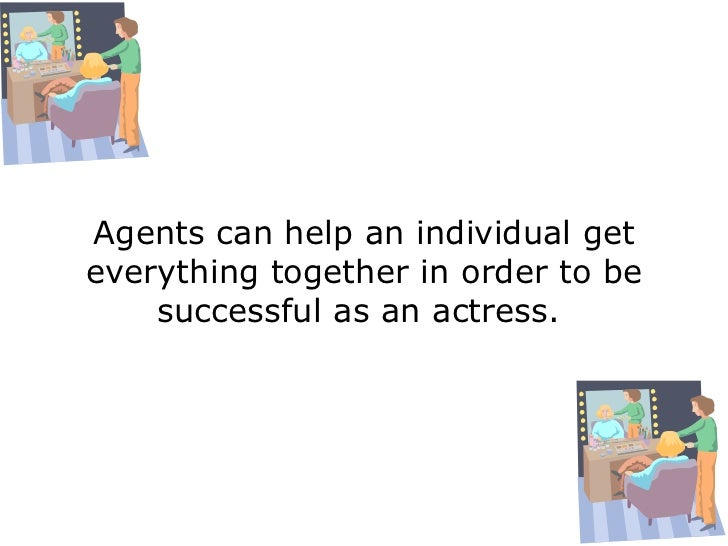 how to become a successful famous actress