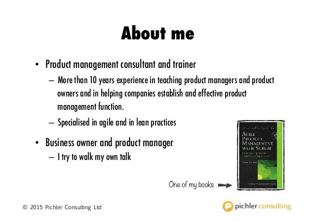 Become a Great Product Manager Slide 2