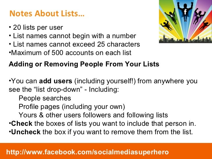 Become a social media super hero twitter