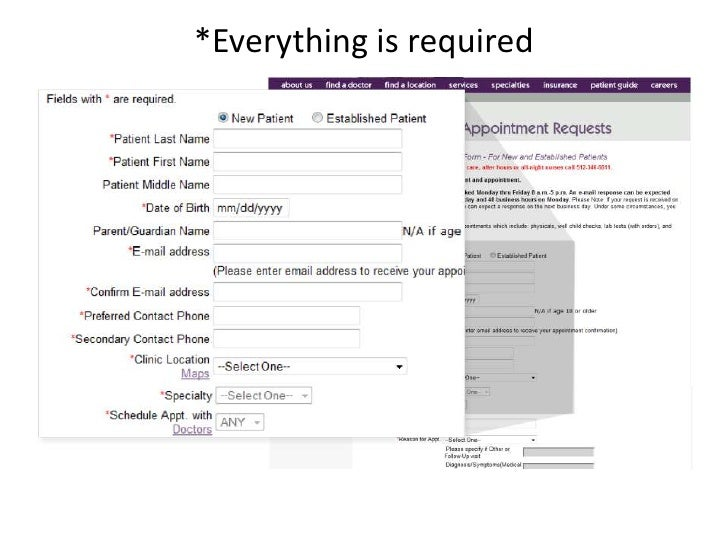 UX Problem 2:<br />Our product has a lot of forms to fill out<br />(either task driven or data collection based)<br />