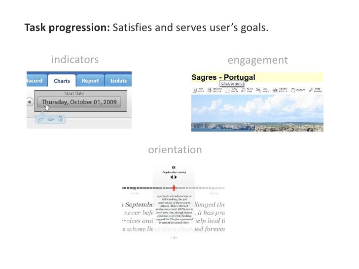 UX patterns help people get things done (and have fun doing it).<br />