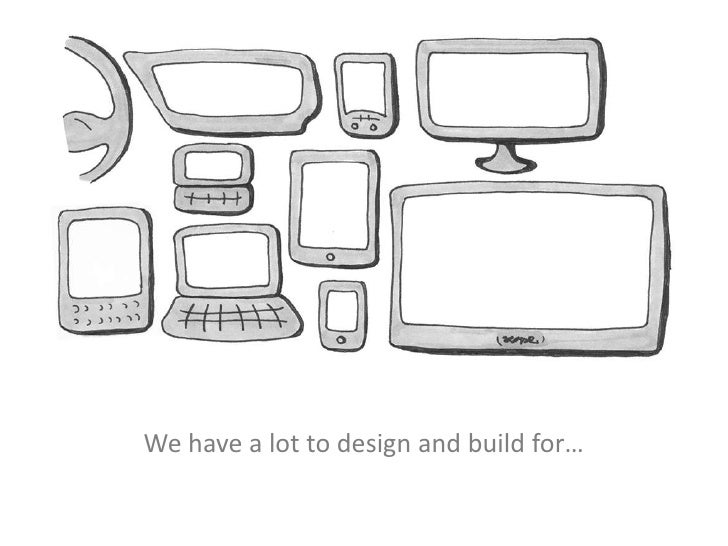 Ubiquitous computing <br />Defines devices that THINK and improve day to day life.<br />