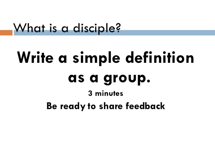 BECOMING A DISCIPLE MAKING CHURCH PRESENTED BY THE SOUTH CAROLINA  CONFERENCE CEM DEPARTMENT; 2.