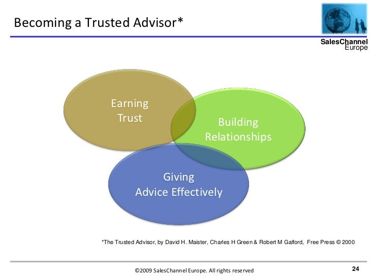 The Trusted Advisor Book Free Download