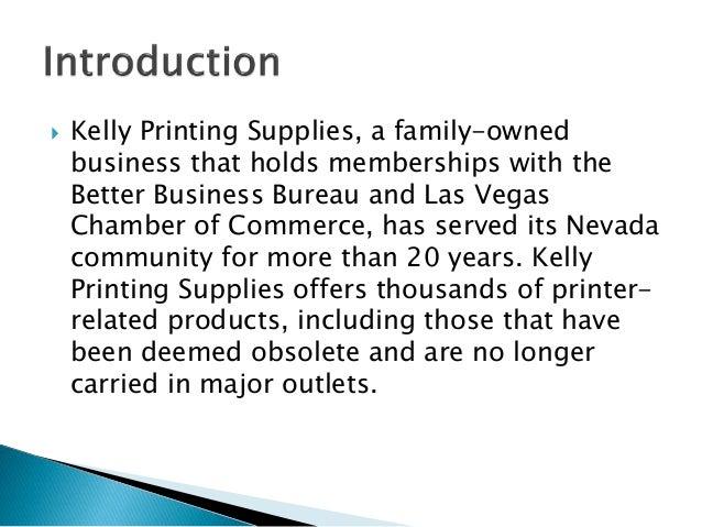 Kelly Printing Supplies - Home