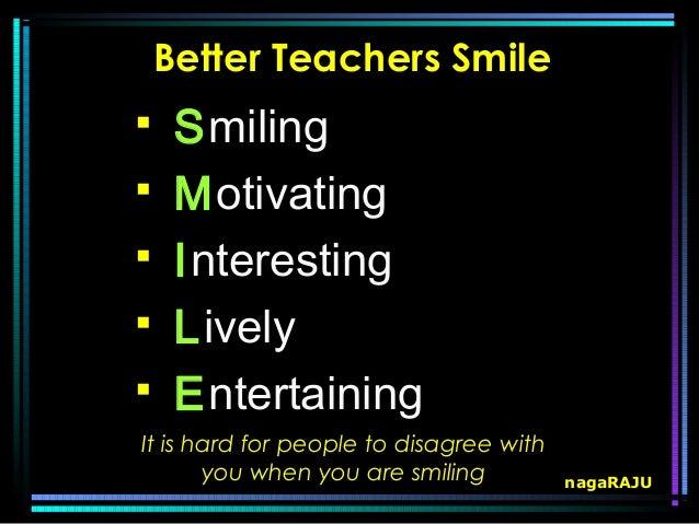 Becoming a Better Teacher