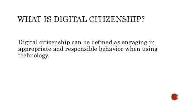 DIGITAL LITERACY Steps to Becoming a Digital Citizen Slide 2