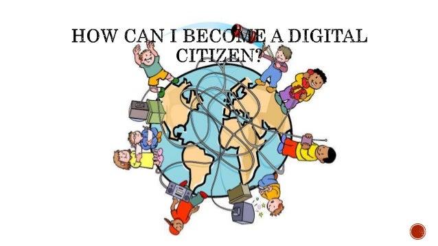DIGITAL LITERACY Steps to Becoming a Digital Citizen Slide 3
