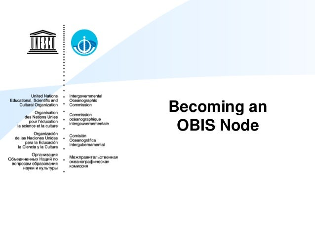 Becoming an OBIS Node
