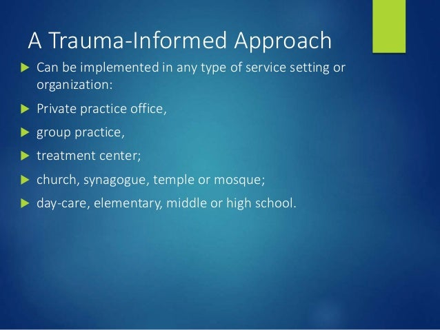 how to become a trauma counselor
