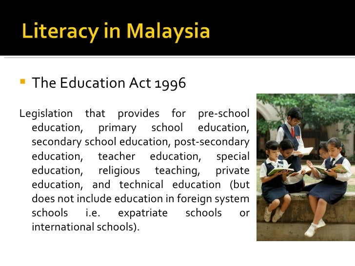 Education system in Malaysia and education system in USA Essay